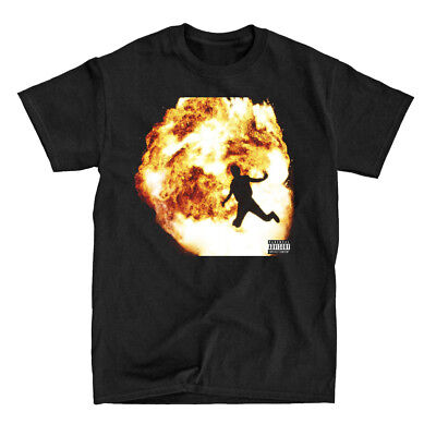 Metro Boomin - Not All Heroes Wear Capes - Black T-Shirt - Ships Fast! HQ!