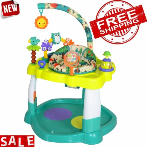 BOUNCER BABY ACTIVITY CENTER Infant Sensory Jumper Play Toys 360 D Rotating Seat