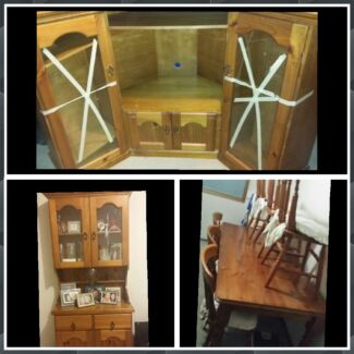 Tv unit table and cabinet Craigmore Playford Area Preview