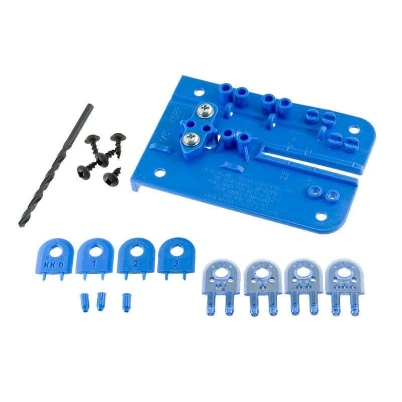 """Micro Jig SP-2 MJ Splitter SteelPro for 1/8-In. Kerf 10"""" Table Saw Blades"""