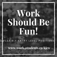 Student Work Opportunities – Part-Time & Full-Time Positions