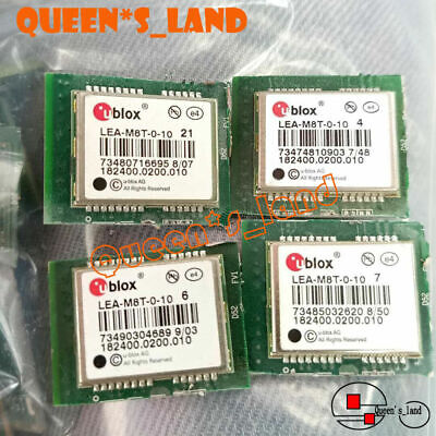 On Sale 1 U-blox Ublox Lea-m8t-0-10 Huawei Timing Gps Module