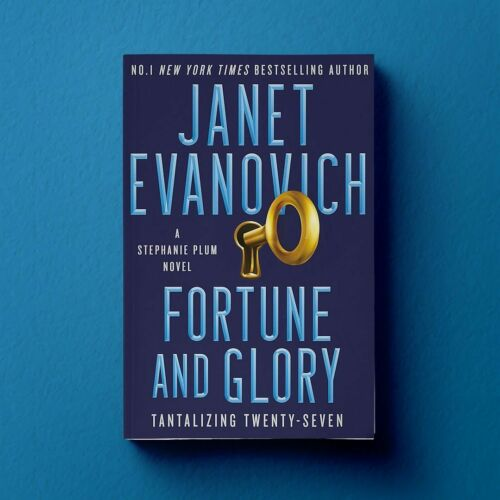 Fortune and Glory : A Novel Hardcover by Janet Evanovich