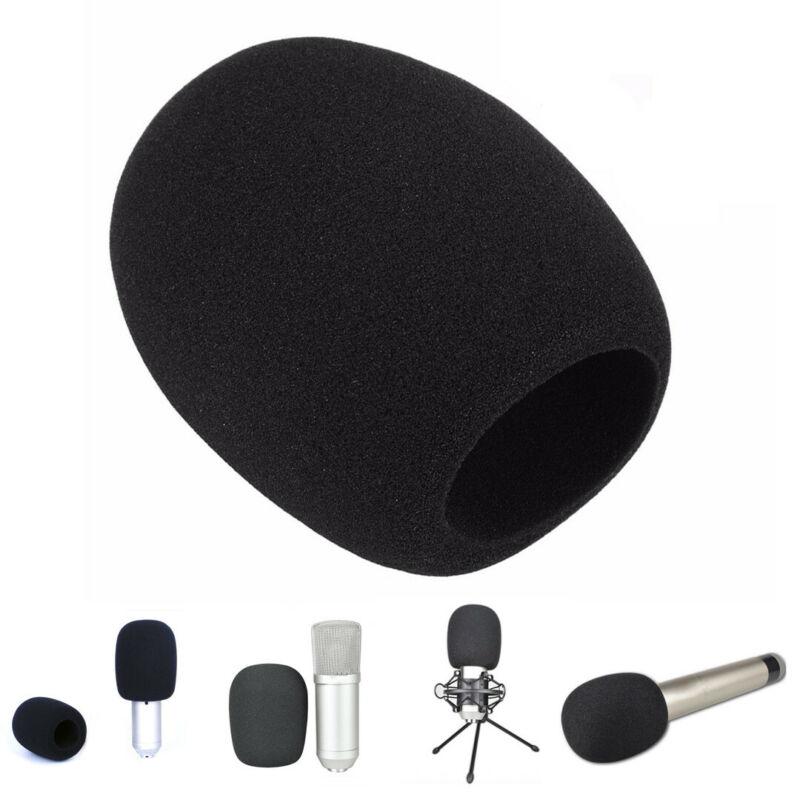 1Pc Foam Microphone Windscreen Headset Grill Filter Cover Fo