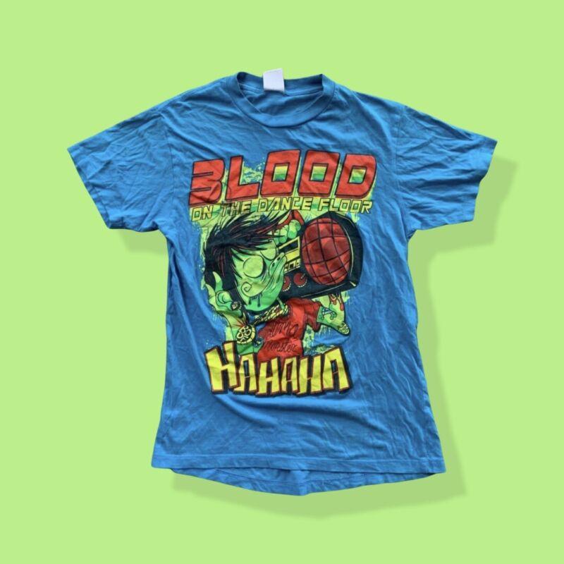 BOTDF Blood On The Dance Floor Ima Monster Boombox Shirt Small Scene