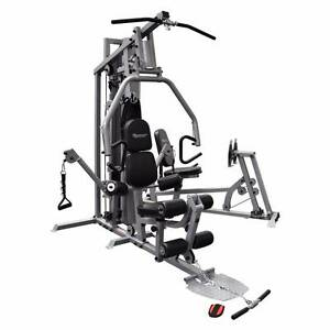 Home gym Multi Station Steel Weight Stack New + 5 Year Warranty Malaga Swan Area Preview
