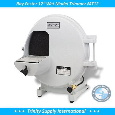 Ray Foster Model Trimmer Mt12 Dental Lab. Made In Usa With The Highest Quality.