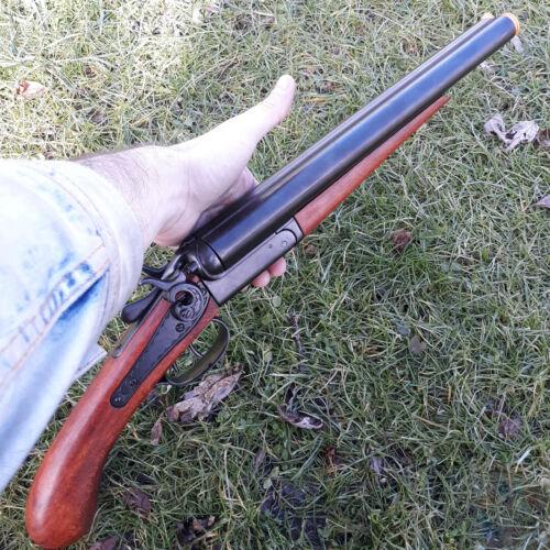 Denix 1881 Street Howitzer Replica Non-Firing Locks Functioning Hammer / Trigger