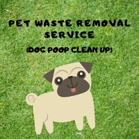 Pet Waste Removal/Dog Poop Clean up