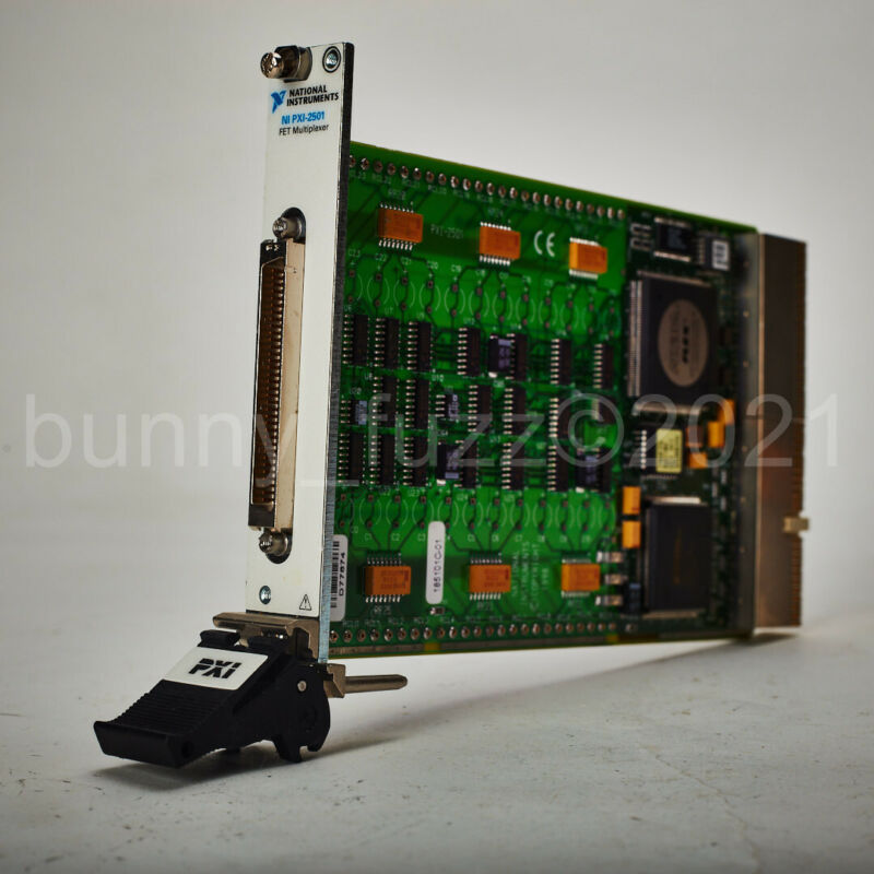 National Instruments NI PXI-2501 FET Multiplexer