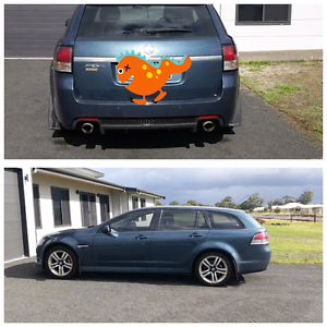 Holden Commodore wagon sv6 Busselton Busselton Area Preview