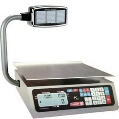 Torrey Pc40lt-hs Legal For Trade Price Computing Scale 40 Lb Capacity