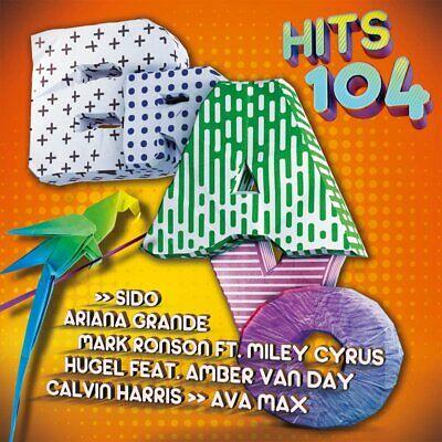 Bravo Hits, Vol.104 - 2CD NEU OVP