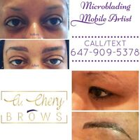Microblading Mobile Services Special