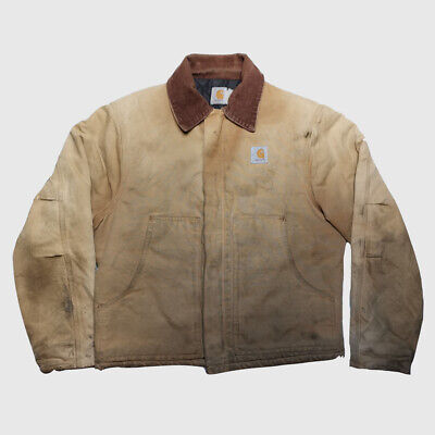 Vintage Carhartt Arctic Traditional Jacket Quilt Lined - Large