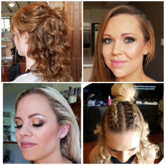 QUALIFIED AND MOBILE MAKEUP AND HAIRSTYLE ARTIST