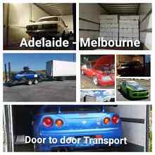 Adelaide to Melbourne and return truck space available transport Salisbury Salisbury Area Preview