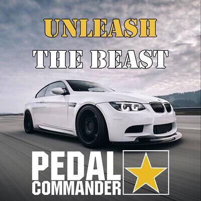 Pedal Commander Throttle Controller PC10 Bluetooth For BMW X1 X2 X3 X4 X5 X6 Z4