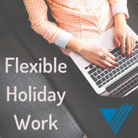 Customer Sales & Service - Part-Time, Full-Time & Holiday Work