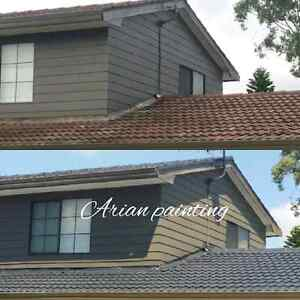Roof Painting & cleaning Bankstown Bankstown Area Preview