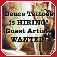 Tattoo Artist(s) Wanted !