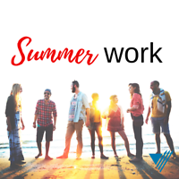 Customer Sales & Service - Secure Your Summer Work Now!