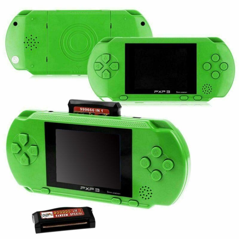 DE Handheld Spielkonsole Player Spiele Tragbare Retro Video Game Konsolen 16Bit