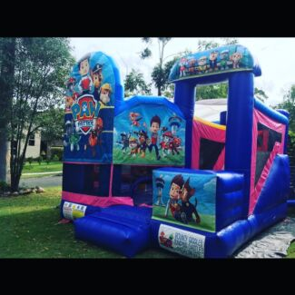 Paw Patrol!! Jumping Castle for hire!!