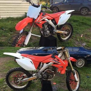 09 crf250r & 2009 nissan pathfinder 4x4 Echuca Campaspe Area Preview