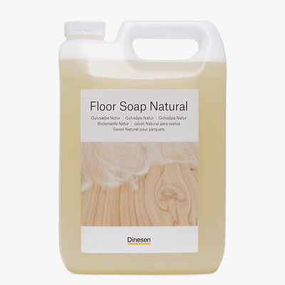 Dinesen Floor Soap Natural -