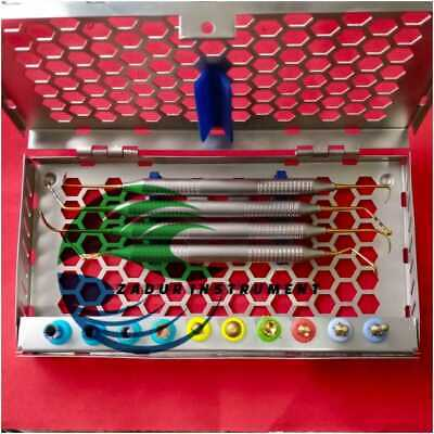 Dask Drill And Stoppers Set For Sinus Lift Dental Instruments