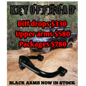 Ford ranger diff drop kits and control arms Gosford Gosford Area Preview