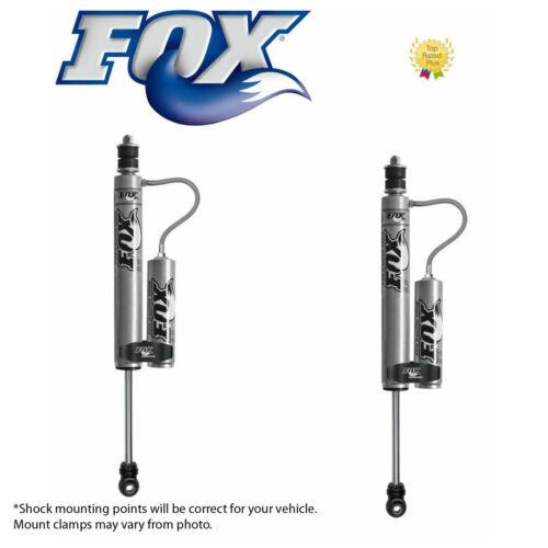 """Fox Remote Reservoir Shocks Rr 2-3"""" Kits For 05-16 Toyota Tacoma Pre-runner/trd"""
