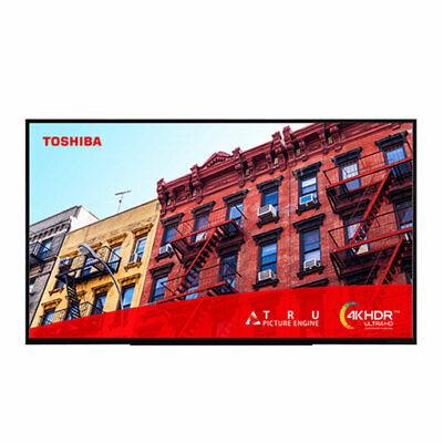 "Toshiba 43VL3A63DB 43"" Smart 4K UHD LED TV Freeview USB Rec C2 Grade No Stand"