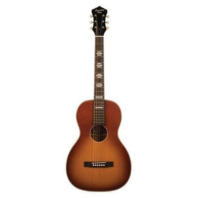 Recording King RPS-7-FE3 Acoustic-Electric Guitar - Tobacco Sunburst