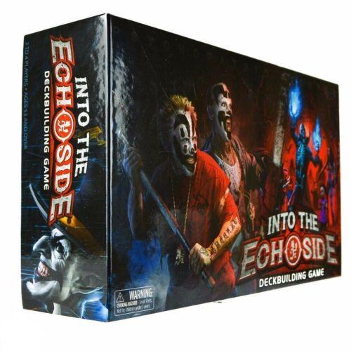 Into The Echoside Deckbuilding Game Insane Clown Posse Juggalos Card ICP NEW
