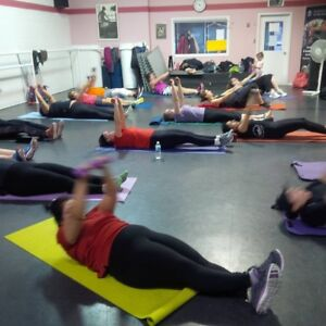 Unlimited Group Fitness Classes 7 Days for $89.99/month.