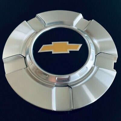 Machined Wheel Center Hub Cap for Chevy Silverado 1500 Chevrolet Tahoe 9595989