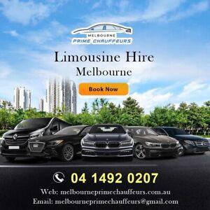 Melbourne Prime Chauffeurs / Hire Car / Limo
