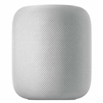 Apple MQHV2B/A HomePod Smart Home Speaker Siri For iOS Bluetooth	WiFi White