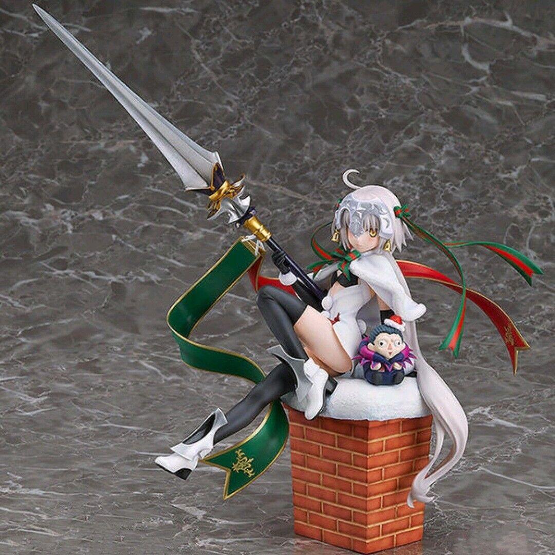 Fate//Grand Order Lancer//Jeanne D/'Arc Alter Santa Lily 1//7 Scale Figure no Box