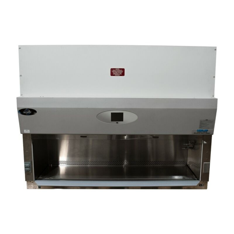 Nuaire NU-430-600 Biological Safety Cabinet Class II Type B2
