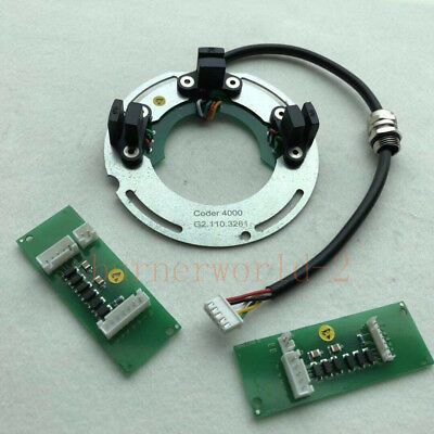 G2.110.3281 Compatible For Heidelberg Mt4000 Coder Board Encoder Cd102 Machine