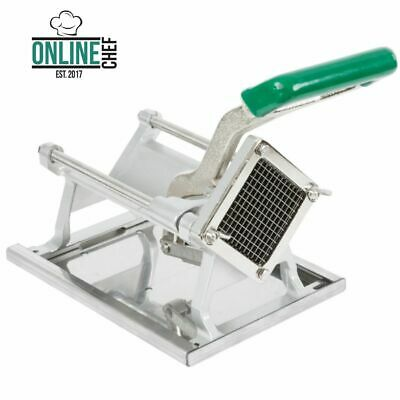 14 Heavy Duty French Fry Cutter Slicer Dicer Copper Commercial Wall Mount Nsf