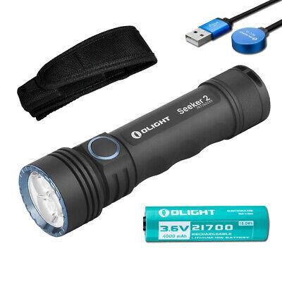 Led Taschenlampe Fokussierung  Aufladbare USB Micro Batterie 18650