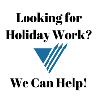 Customer Service & Sales Positions - Part-Time / Holiday Work