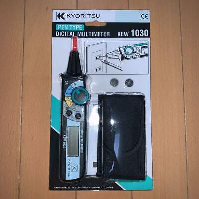 Kyoritsu Kew1030 Digital Multimeter Pen Type Japan Official Import