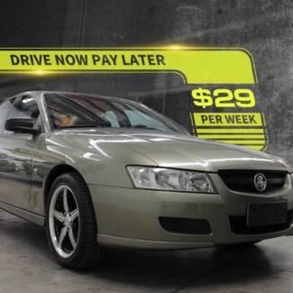 $29/week - inc warranty, rego, RWC- 2004 Holden Commodore VZ