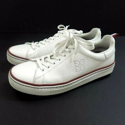 G/FORE Men's Shoes Golf Disruptor Grosgrain Snow Leather Size 13 FREE SHIPPING!