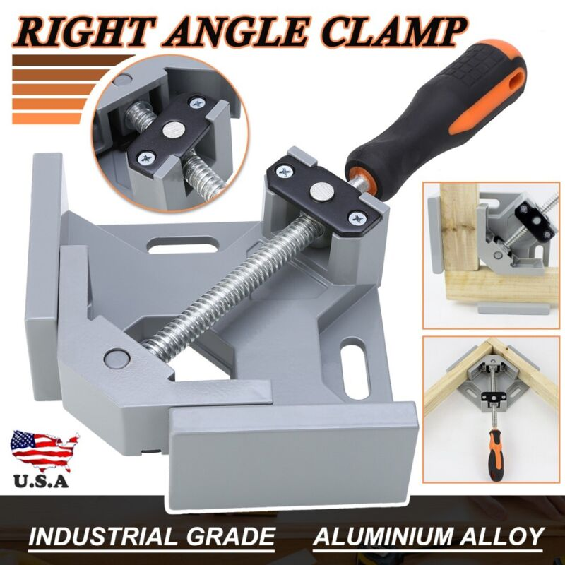 90 Degree Corner Clip Right Angle Clamp Vice Grip Welding Wo